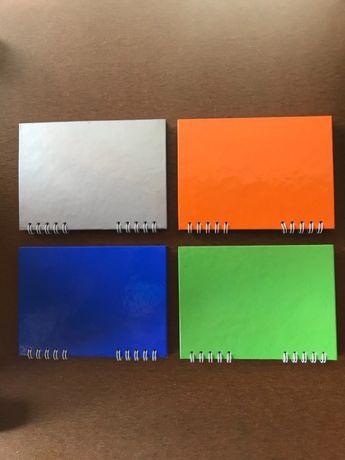 Продам блокноты в твердой обложке с пружиной А6