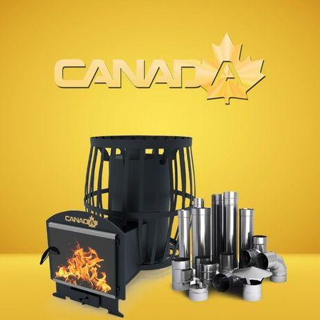 Печь для Бани /Сауны - с Завода производителя *CANADA*