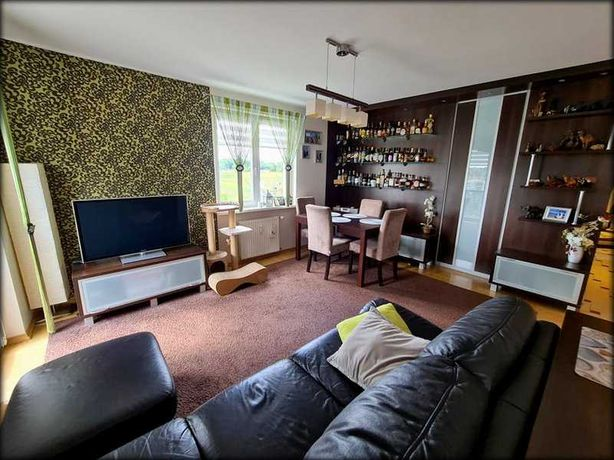 Mieszkanie 3-pok z  balkonem, nowe budownictwo 60 m2, 2p. Rokosowo.