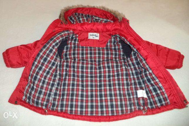 Продам детский зимний костюм