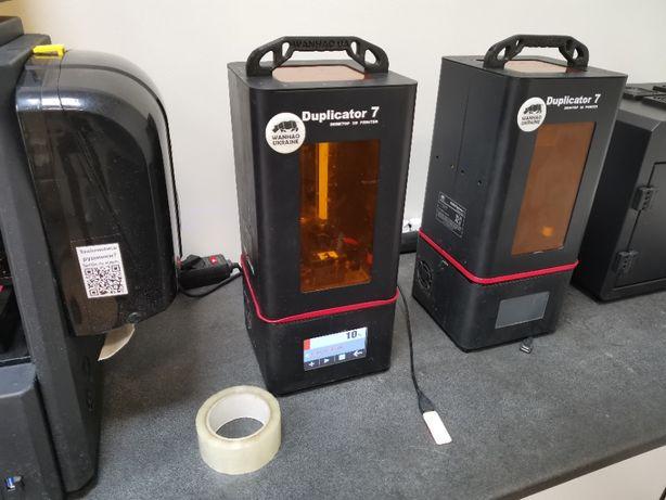 3D Принтер Wanhao D7 PLUS (Високоточний SLA Duplicator, стоматологія)