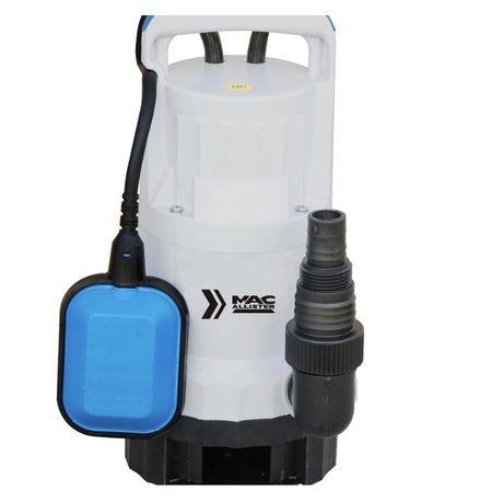 Pompa elektryczna do Wody brudnej MacAllister z Plywakiem