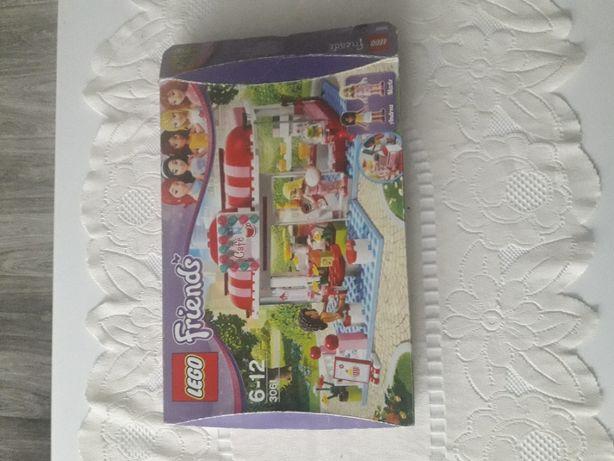 Lego friends 3061 kawiarnia