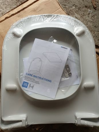 Deska sedesowa/toaletowa geberit