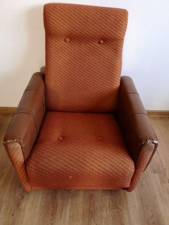 Fotel na kółkach