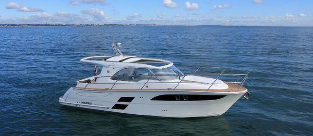 Nowy jacht motorowy MAREX 310 . Skandynawski HIT.