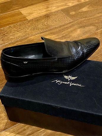 Sapatos pretos Miguel Vieira 40