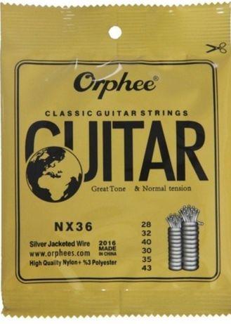 Нейлоновые струны для гитары