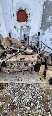 Двигун ЯМЗ 236, ГАЗ 52, ГАЗ 53, Редуктор ГАЗ 53