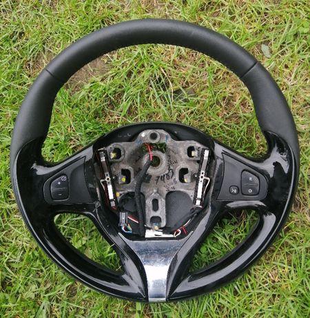 Kierownica multifunkcja Renault CLIO IV 4 CAPTUR Skóra