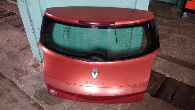 Renault Megane II klapa tył 3d