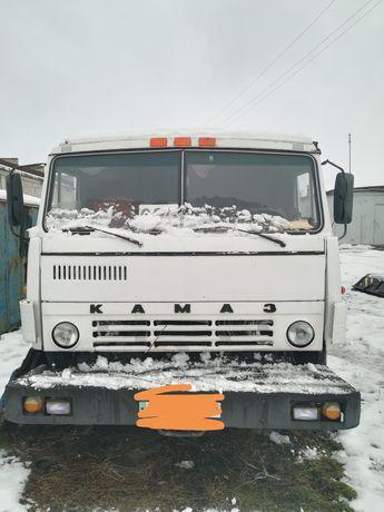 Продам КАМАЗ 55102 с прицепом.