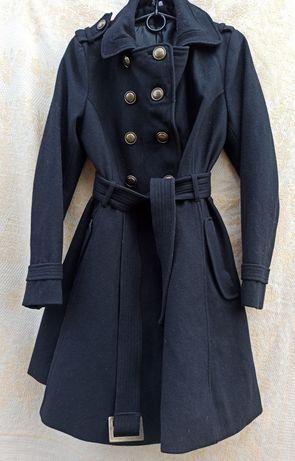 Осеннее пальто тренч куртка