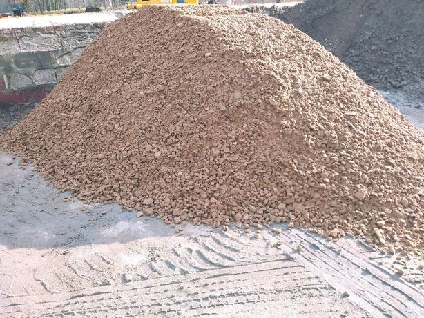 Żwir, piasek, tłuczeń, kruszywo betonowe, wapień, granit +TRANSPORT