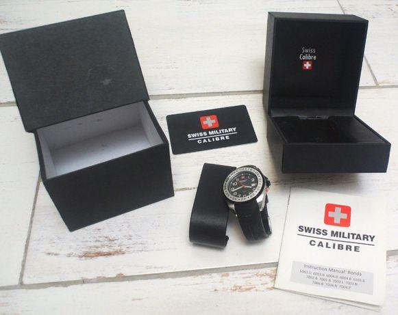 СКИДКА! Swiss Military Hanowa 36мм женские наручные часы Swiss Made