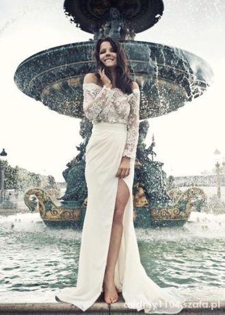 Suknia ślubna viola piekut fiore angel