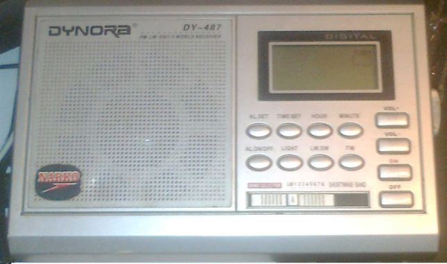 Radioodbiornik Dynora na budowe lub dzialke