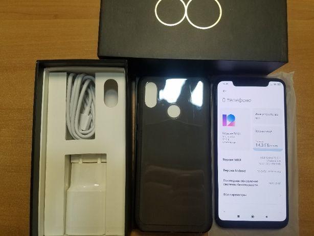 Xiaomi Mi8 6+128gb LTE Black EU
