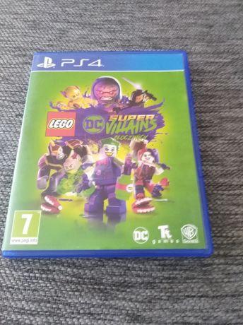 Lego DC Super Złoczyńcy PS4