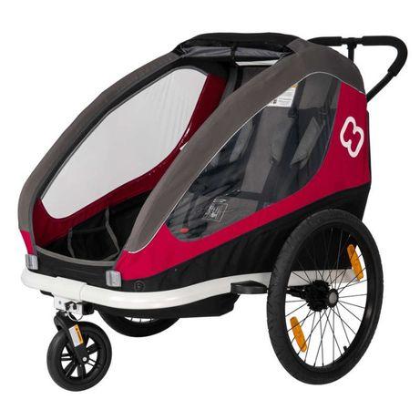 Wynajem Wypożycze przyczepki rowerowa riksza wózek rowerowy do rower