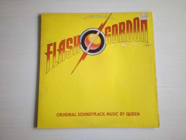 "Płyta winylowa Queen ""Flash Gordon""/soundtrack"