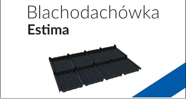 Blachodachówka 2-modułowa ESTIMA 35 Blachotrapez POŁYSK NOWOŚĆ