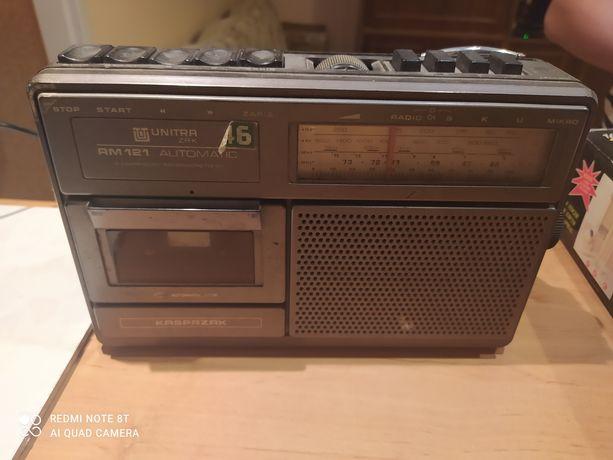 Unitra radio na kasety