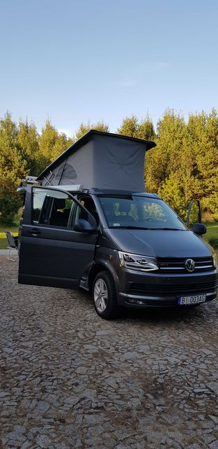 Volkswagen California 2018r4x4 Salon Polska Cesja leasingu