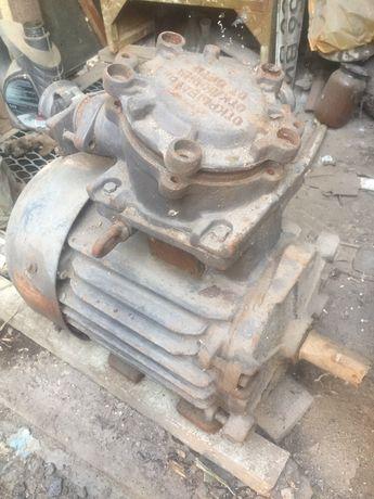 Двигатель асинхронный 7,5кВт, 1000об/мин