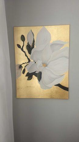 Sprzedam obraz ręcznie malowany