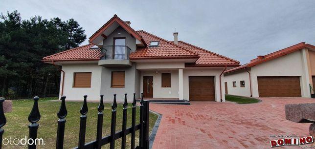 Nowy, komfortowy dom położony w miejscowości Ruda