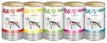 Karma RAFI CLASSIC 1240 - mix smaków