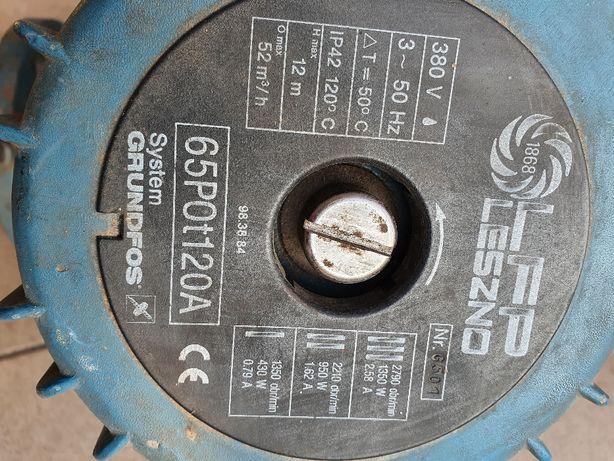 Pompa obiegowa cyrkulacyjna Grundfos 65POt120A
