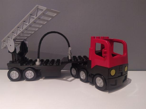 Zestaw straż pożarna lego Duplo