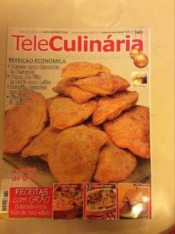 3 revistas de culinária