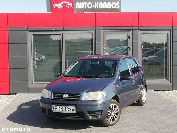 Fiat Punto Benzyna, Zarejestrowany + koła zima