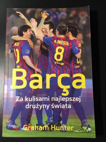 Książka Barca Za kulisami najlepszej drużyny świata
