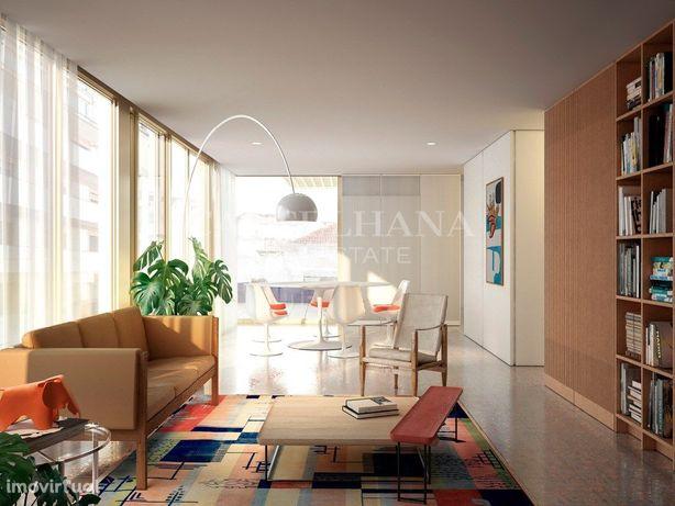 Apartamento T1 perto do Marquês de Pombal