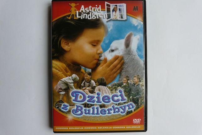 Dzieci z Bullerbyn - film DVD