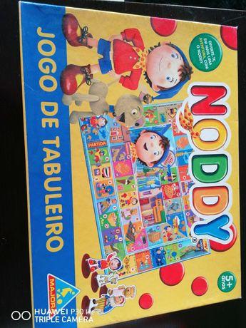 Jogo tabuleiro noddy