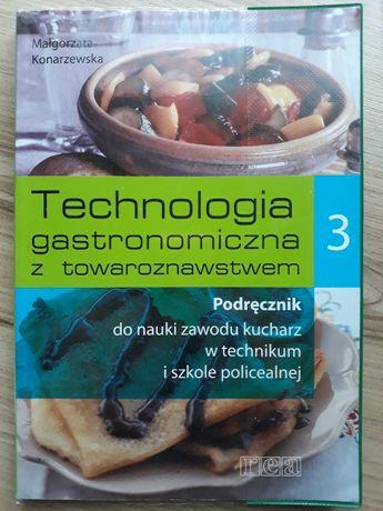 Podręcznik technologia gastronomiczna z towaroznawstwem 3
