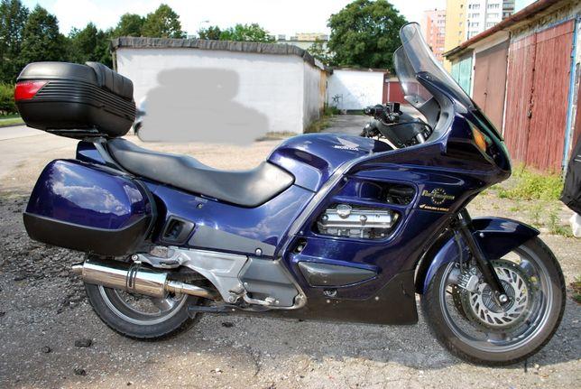 Honda ST 1100 Pan European.