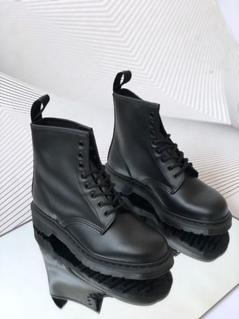 Ботинки оригинал Dr.Martens 1460 MONO BLACK SMOOTH 14353001 36-47EUR