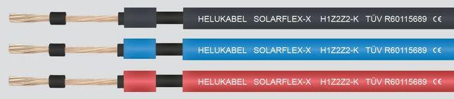 Кабель для солнечных панелей 4 мм Продам кабель Helukabel Solarflex-X