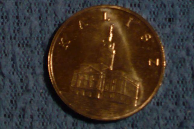 Monety 2zł Historyczne Miasto – Kalisz z worka