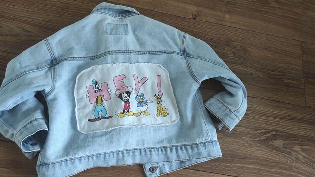 Kurtka jeansowa Zara 104
