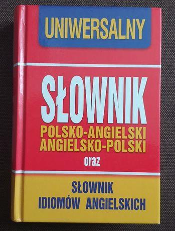 Uniwersalny słownik polsko-angielski, angielsko-polski + Idiomy!