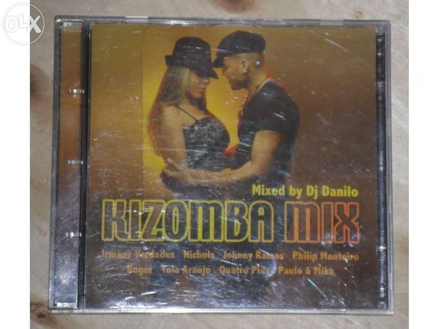 Kizomba Mix (2CD)