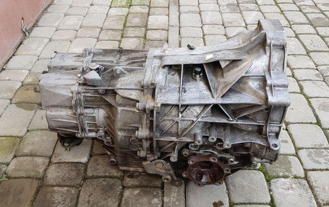 Skrzynia Biegów Audi A4 B6 B7 A6 MULTITRONIC JZU z DWUMASA