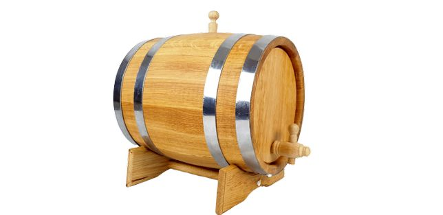 Beczka dębowa 50 L Antałek Kranik drewniany WYSYŁKA 24 H